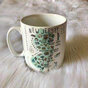 State Travel Tourist Mug New Jersey